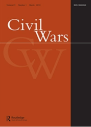 Civil Wars - Special Issue - The Clandestine Politics of Sanctuary